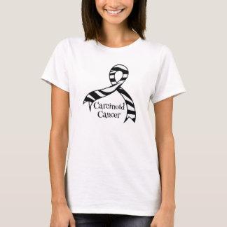Camiseta carcinoide de la cinta de la conciencia