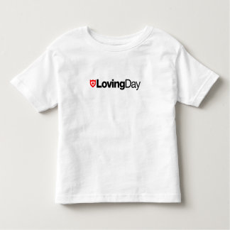 Camiseta cariñosa del niño del día playera de niño
