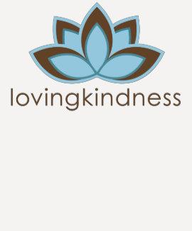 Camiseta cariñosa del raglán de la amabilidad
