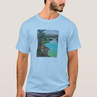 "Camiseta ""cascadas "" de EcoSmart"