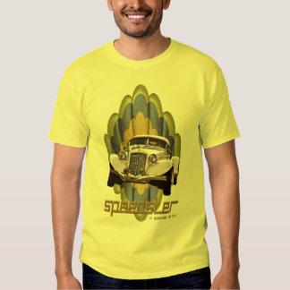 Camiseta castaña de Speedster Playeras