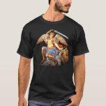 Camiseta católica 2 del ángel del arcángel de San