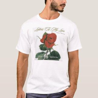 Camiseta CD de Santovito de la cubierta de