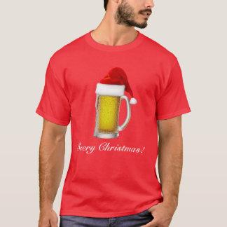 Camiseta cervecera divertida para hombre de la