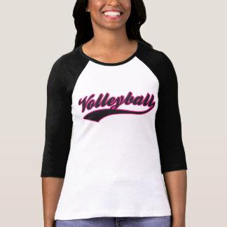 Camiseta chapoteante del estilo del béisbol del
