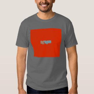 Camiseta chico gris oscuro frontal playeras