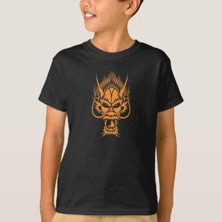 Camiseta china de los muchachos del dragón camisas
