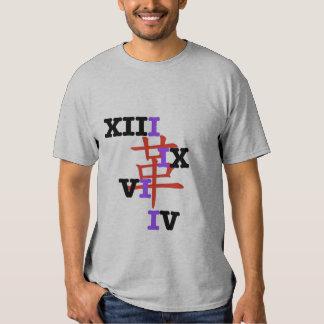 Camiseta china del 4 de junio camisas