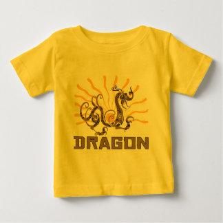 Camiseta china del dragón del zodiaco del dragón playera