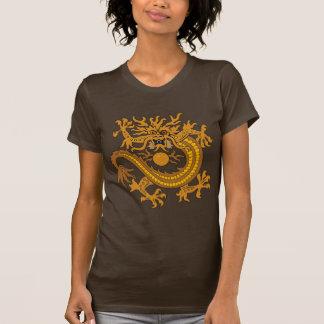 Camiseta china del escudo de armas (siglo XVIII)