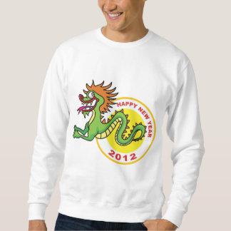 Camiseta china feliz 2012 del Año Nuevo