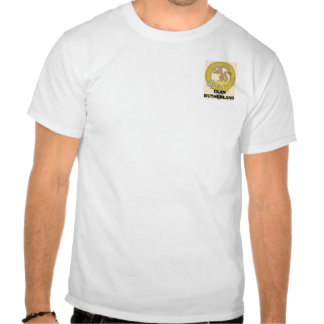 Camiseta, CLAN SUTHERLAND T-shirts