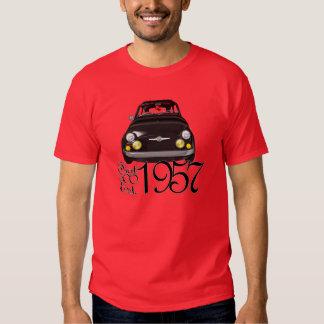Camiseta clásica de Fiat 500 Playeras