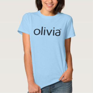 Camiseta clásica de la muñeca de Olivia (cabida) Playeras