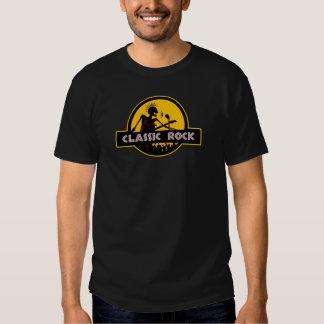 ¡Camiseta clásica de la roca! Remera
