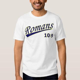 Camiseta clásica del béisbol del 10:9 de los remera