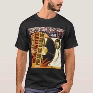 Camiseta clásica del club de la cabeza de la casa