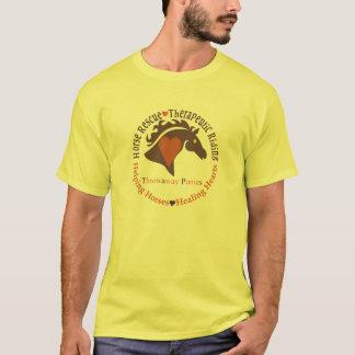 ¡Camiseta clásica del logotipo de los hombres! Playera