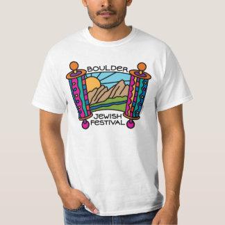 Camiseta clásica del logotipo de los hombres remera