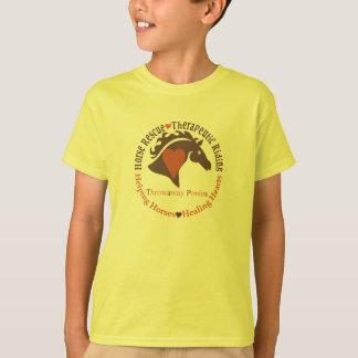 Camiseta clásica del logotipo de los niños