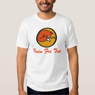 Camiseta clásica del logotipo del Fox Trax de Roni Playera