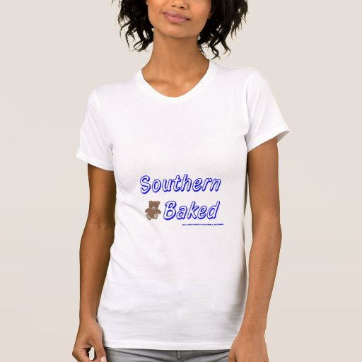 Camiseta cocida meridional del embarazo
