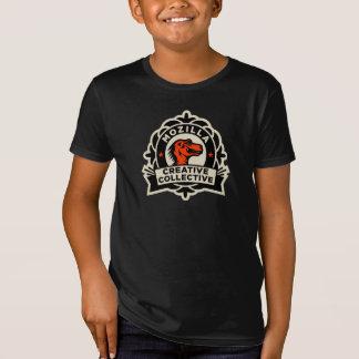 Camiseta colectiva creativa de Mozilla