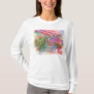 """Camiseta colorida de la """"hora del recreo"""""""