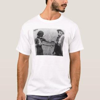 """Camiseta cómoda """"huesuda y de Clyde"""" de los"""