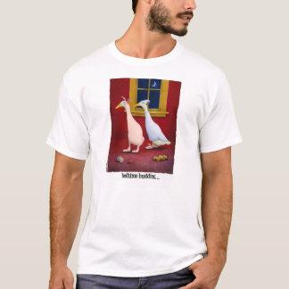 """Camiseta """"compinches de las ampollas de la hora de"""