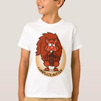 Camiseta completa de los niños de Nutter Playeras