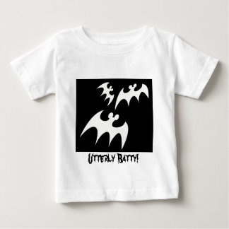 Camiseta completamente extravagantemente del niño playeras