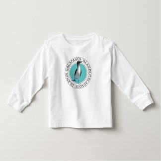 Camiseta con base azul del bobo playeras