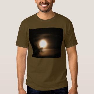 Camiseta con diseño de la Luna Llena Remeras