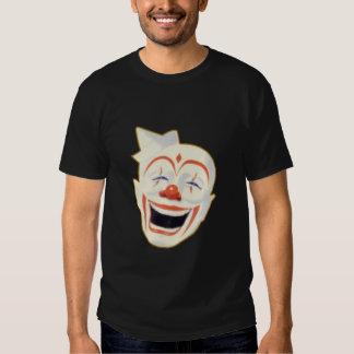 Camiseta con el Bozo de risa Camisas