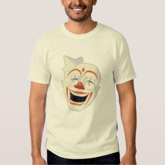 Camiseta con el Bozo de risa Poleras