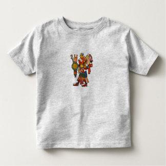 Camiseta con el indio maya remera