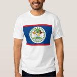Camiseta con la bandera de Belice Playera