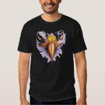 Camiseta con la cara del águila americana - M1 Poleras
