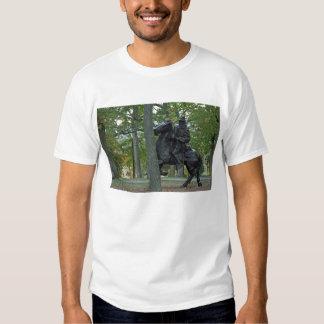 Camiseta confederada de general Longstreet Remeras