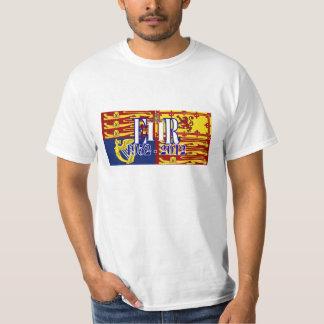 Camiseta conmemorativa del jubileo de diamante playera