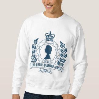 Camiseta conmemorativa del jubileo de diamante sudadera