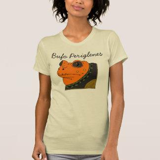 Camiseta conmemorativa del sapo de oro