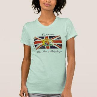 Camiseta conmemorativa real de las voluntades, de