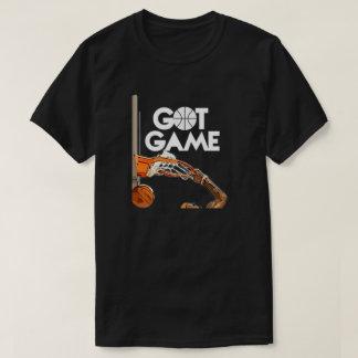 Camiseta conseguida del baloncesto del juego remeras