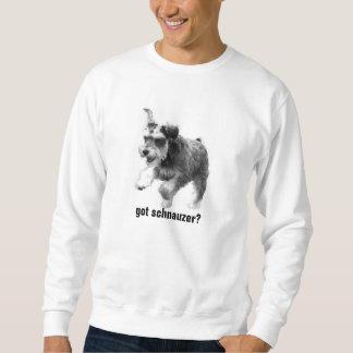 Camiseta conseguida del Schnauzer