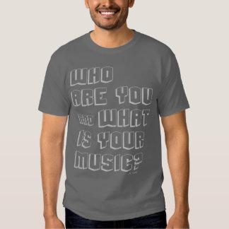 Camiseta contemporánea de la improvisación del NEC Remera