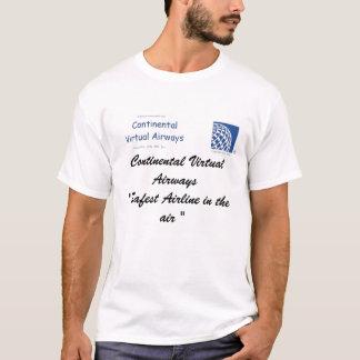 Camiseta continental