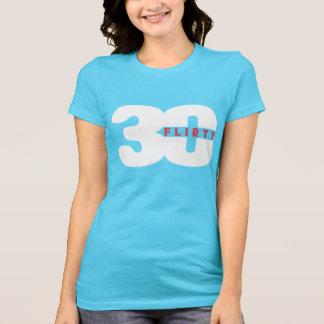 Camiseta COQUETA de 30 CUMPLEAÑOS