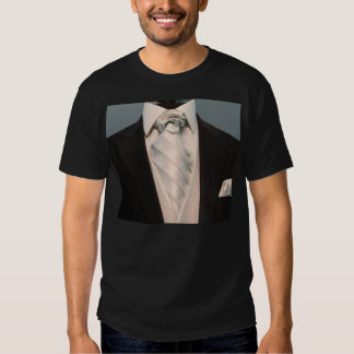 camiseta corbata traje polera